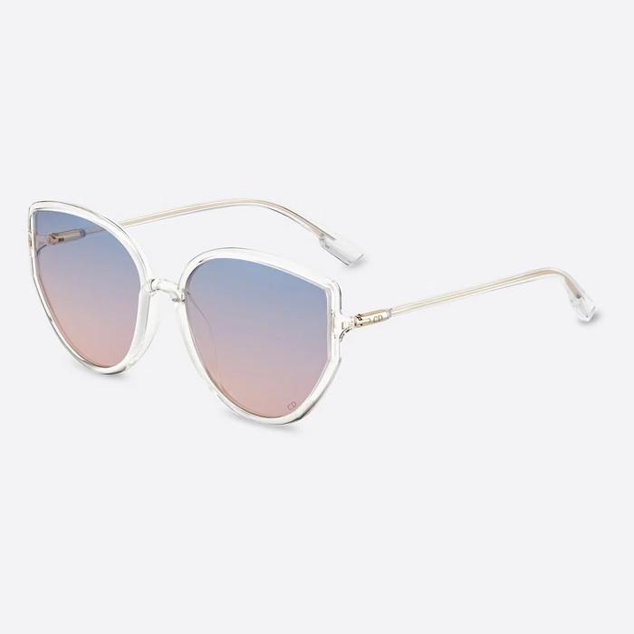 okulary damskie dior stellaire 4 crystal butterlfy