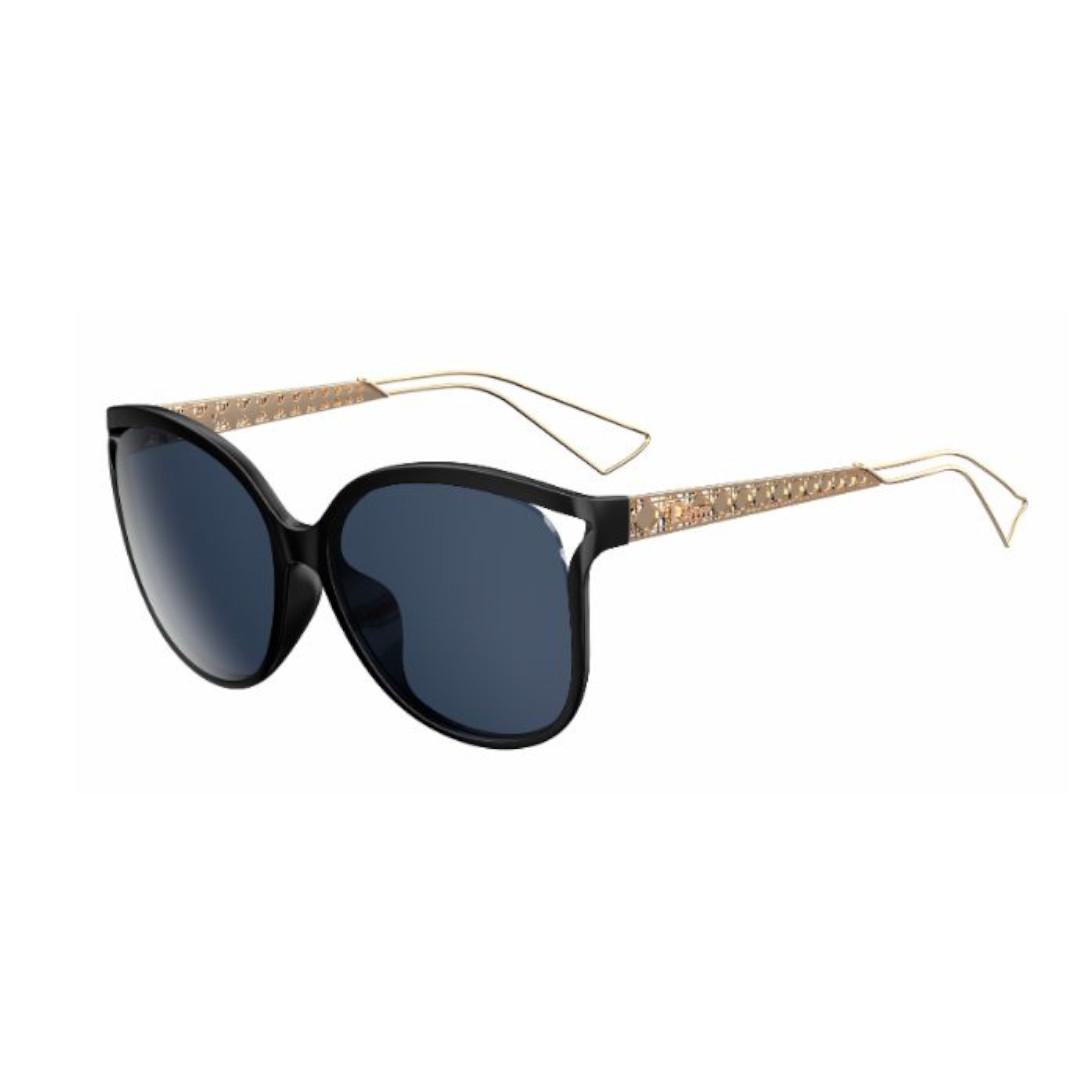 okulary przeciwsłonezcne dior damskie rama 3f