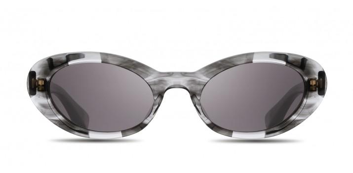 Okulary przeciwsłoneczne christian roth Round Way CRS012-50