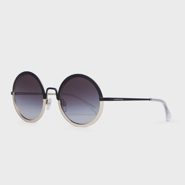 Okulary Emporio Armani damskie przecisłowneczne EA2077