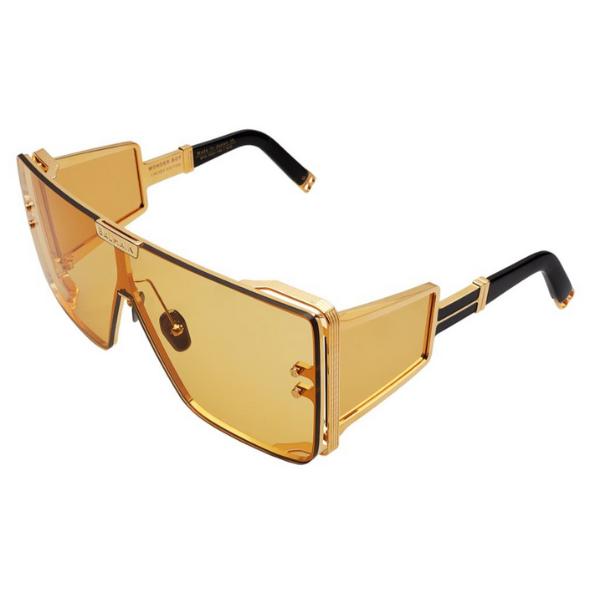 Okulary Balmain Wonder Boy - Złote