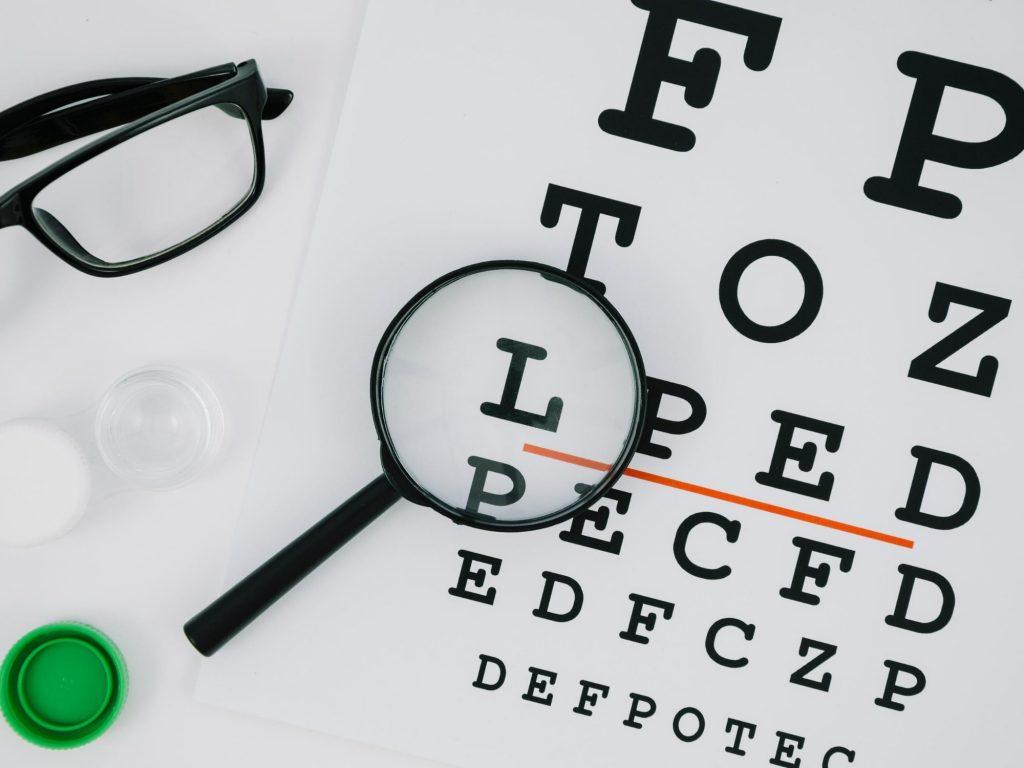 badanie wzroku optyk kraków