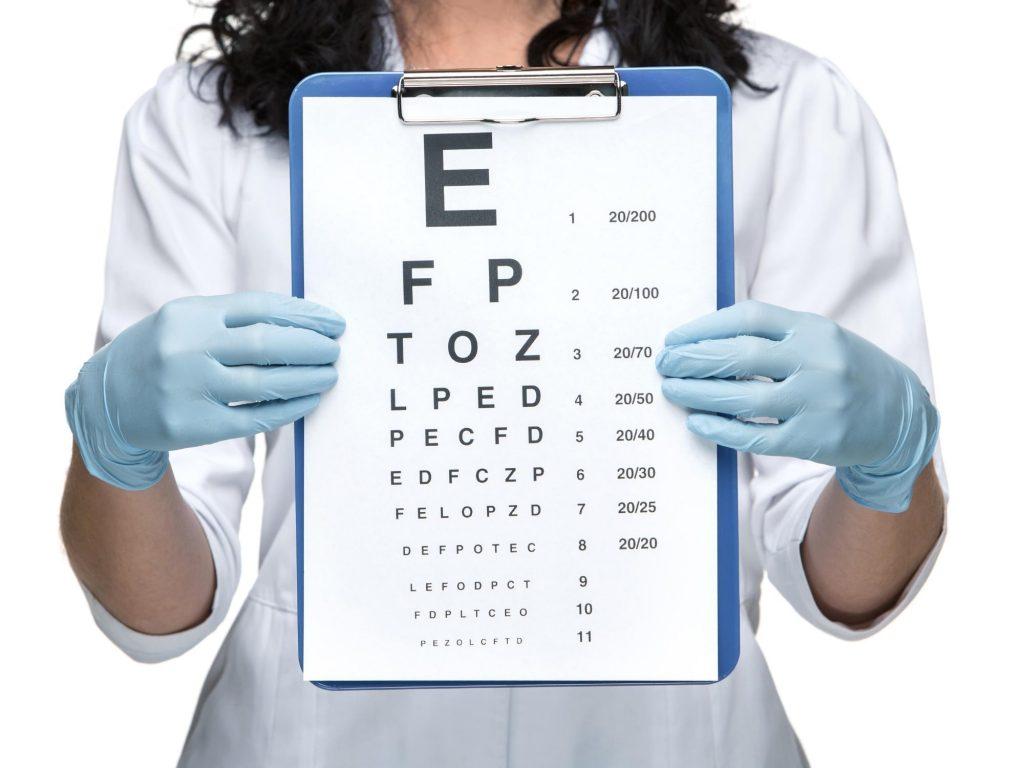 badanie wzroku optyk Noble Optic House