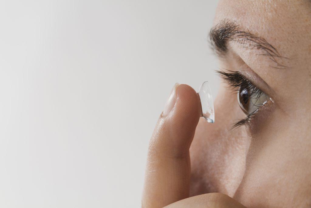 soczewki kontaktowe optyk kraków