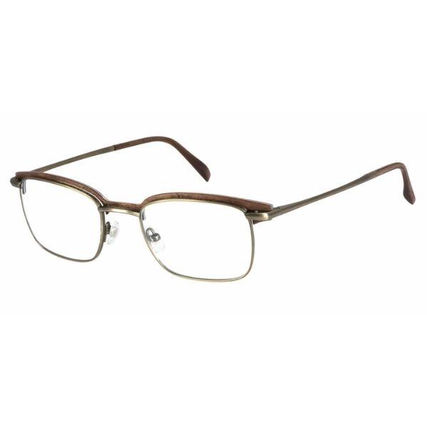 Okulary korekcyjne GOLD&WOOD ORSAY