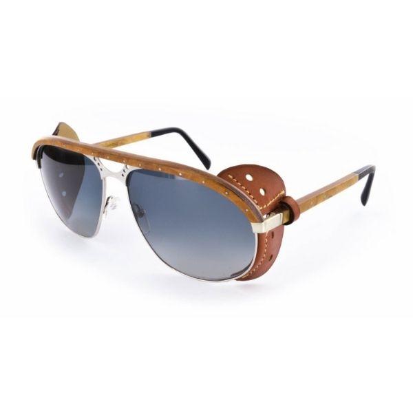 Okulary przeciwsłoneczne GOLD&WOOD BORN HERITAGE 01 Limited Edition